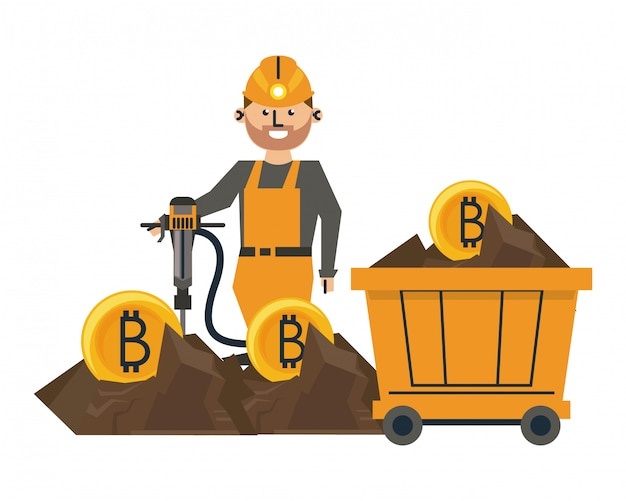 Bitcoinの鉱業と投資