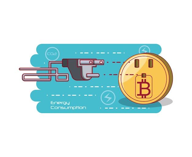 Bitcoinエネルギー消費設計