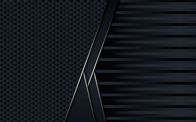 Black abstract business background.  design.