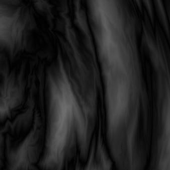 주변 폐색 효과가 있는 검은색 추상 대리석 배경 미래 패브릭 실크 질감