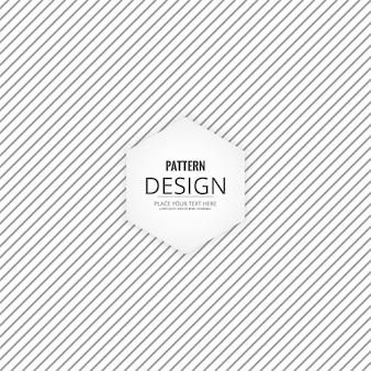 줄무늬가있는 흑백 패턴