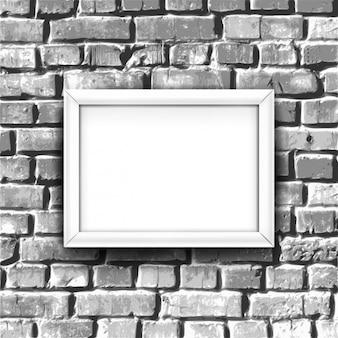 黒と白のポスターデザイン