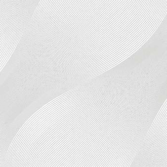 흑인과 백인 부드러운 물결 모양의 줄무늬 배경