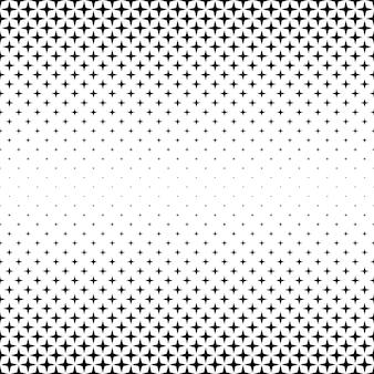 흑백 별 패턴