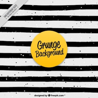 Black and white striped grunge background
