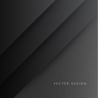 黒の背景デザイン