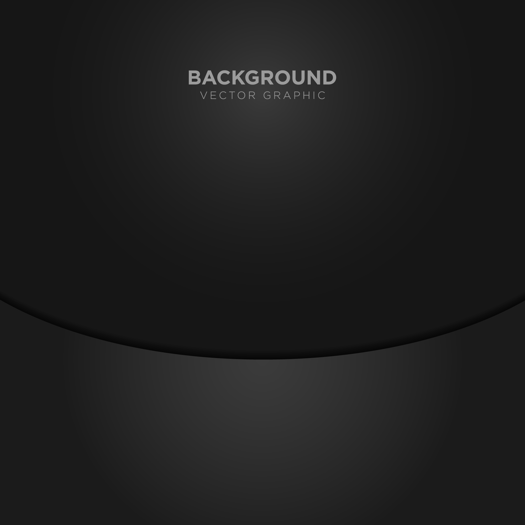 Black background design