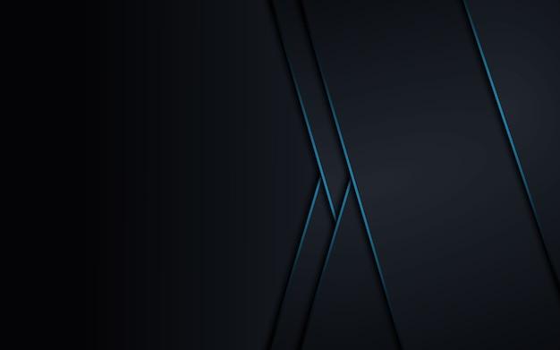 검은 색 파란색 배경입니다.