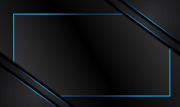 검은 파란색 배경.
