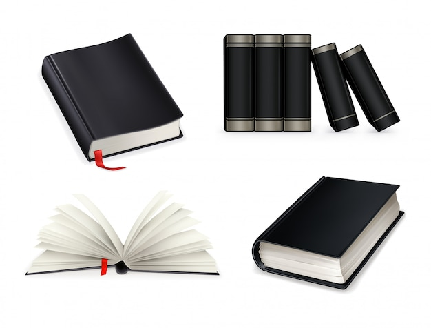 Black book set