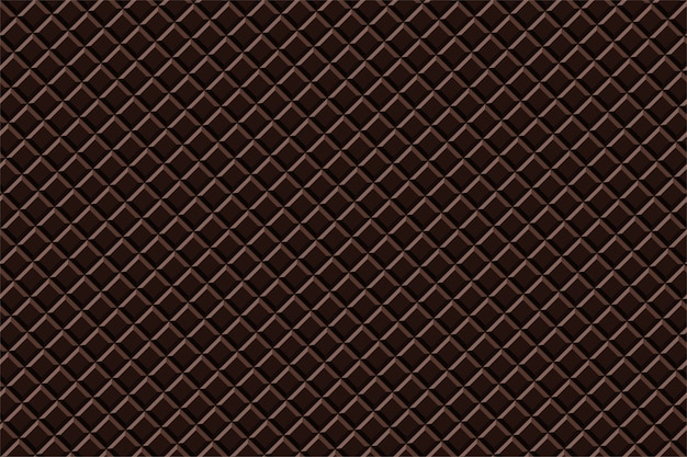 Black chocolate seamless pattern sweet texture