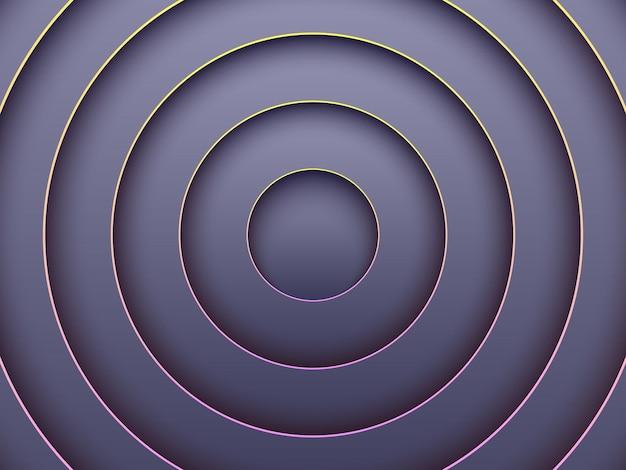 黒丸は影付きの紙カットスタイル。現代のベクトルの抽象的な背景