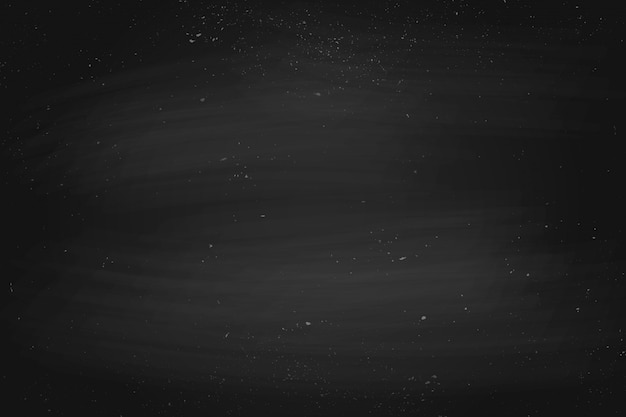 Black empty chalkboard background, surface and texture with copyspace