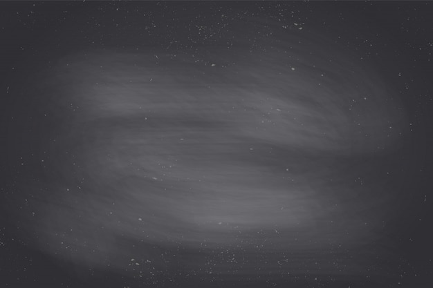 Black empty chalkboard background, surface and texture