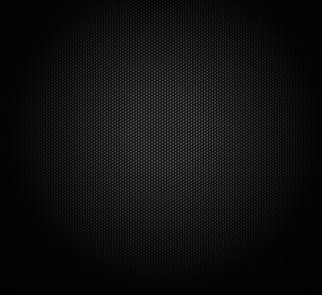Черная ткань текстуры фона
