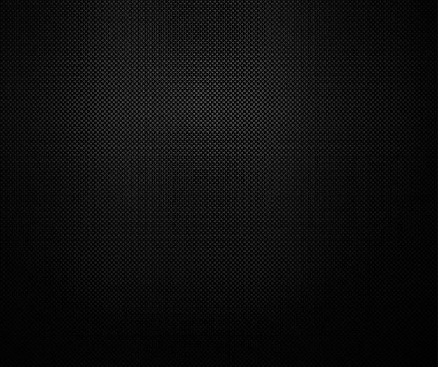 Текстура черной ткани