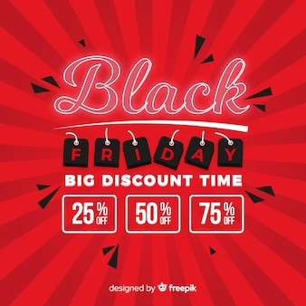 Black friday big discount time in flat