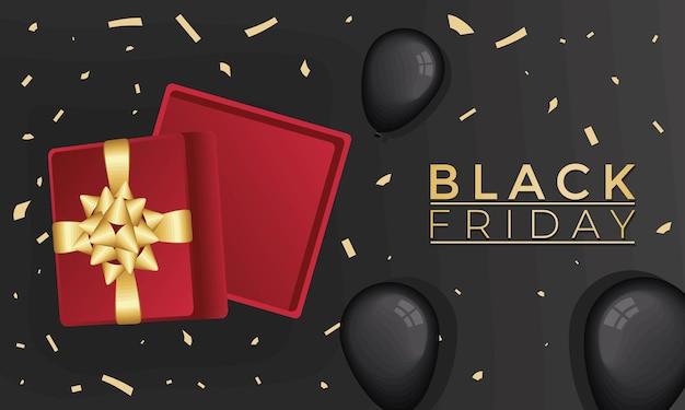 블랙 프라이데이 카드