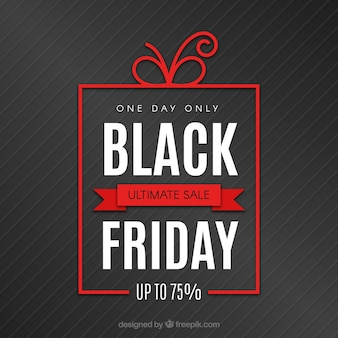 Black friday discount background