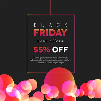 Black friday elegant color 55% off
