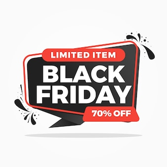 Black friday sale background banners