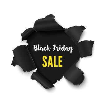 Black friday sale banner