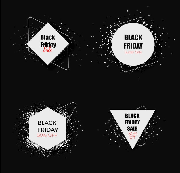 Black friday sale black label collection