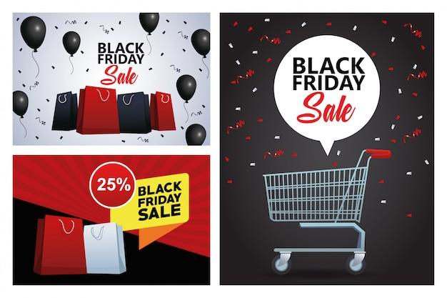 Black friday sale bundle of cards