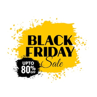 Black friday sale grunge background