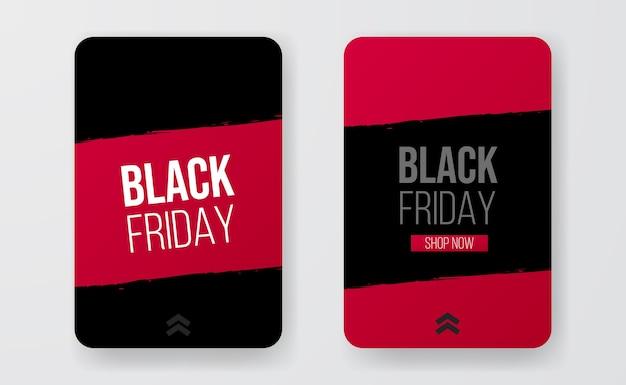 Black friday sale offer discount banner