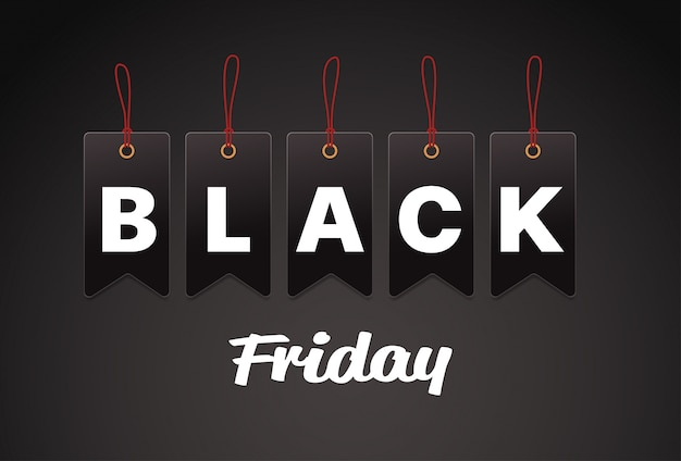 Black friday special offer banner