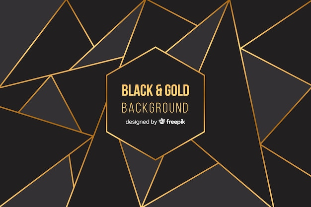 Download 660 Background Black Gold Hd Paling Keren