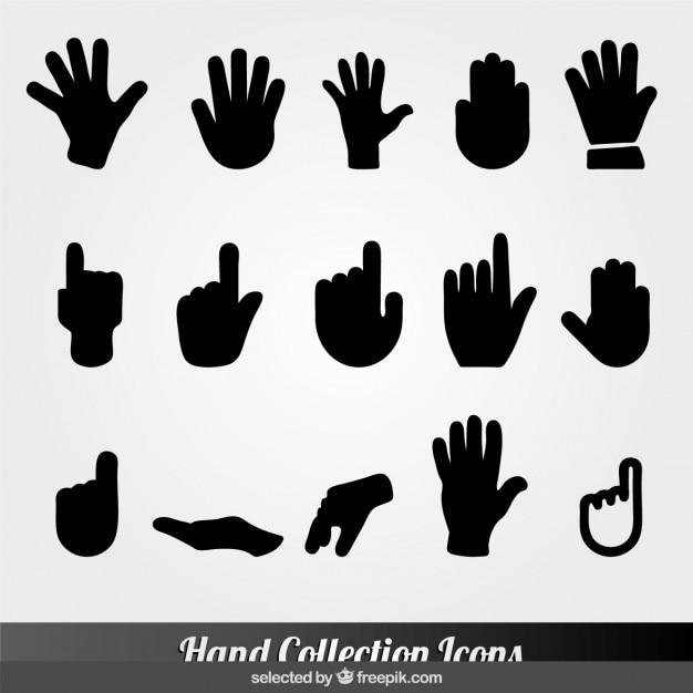 hands vectors photos and psd files free download rh freepik com hand icon vector free hand icon vector