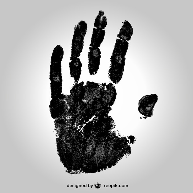 handprint vectors photos and psd files free download rh freepik com hand print vector art handprint with blood vector