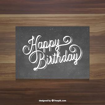 Nero happy birthday card