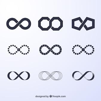 黒無限シンボルコレクション