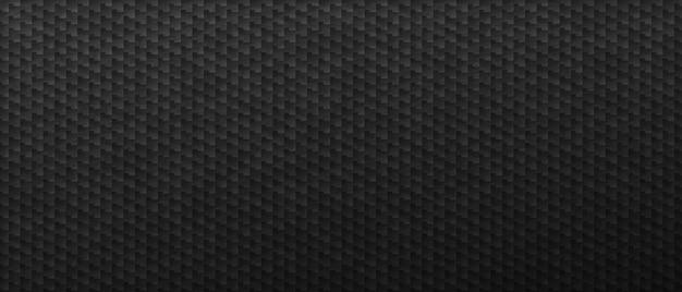 강철 배경의 검은 들쭉날쭉한 트레이서리