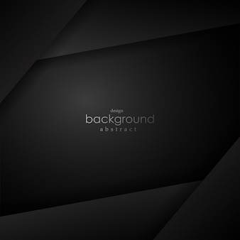 Black layer background with space for text.