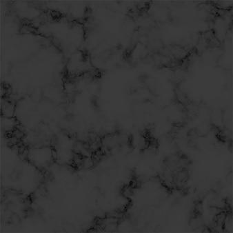 黒大理石のタイルの背景テクスチャ
