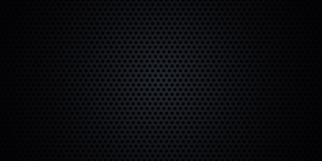 Black metal steel carbon fiber texture background.