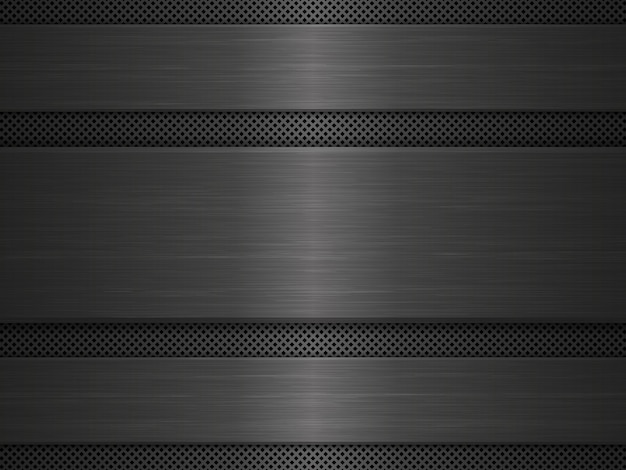 ブラックメタルテクスチャ背景。