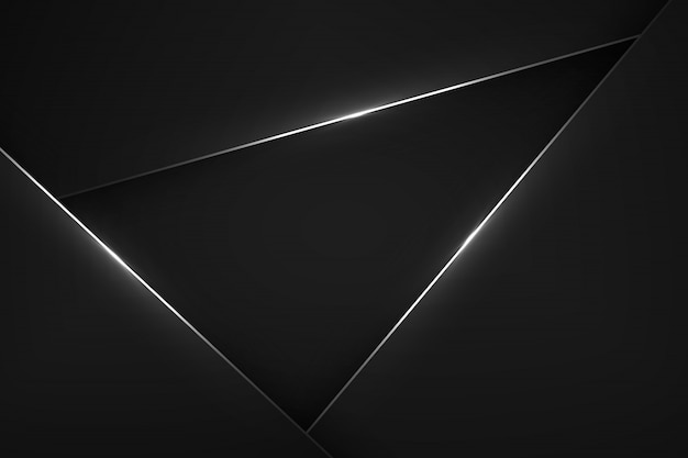 Black modern background.