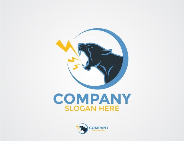 Черная пантера логотип