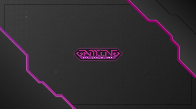 black purple gaming abstract background 52659 186