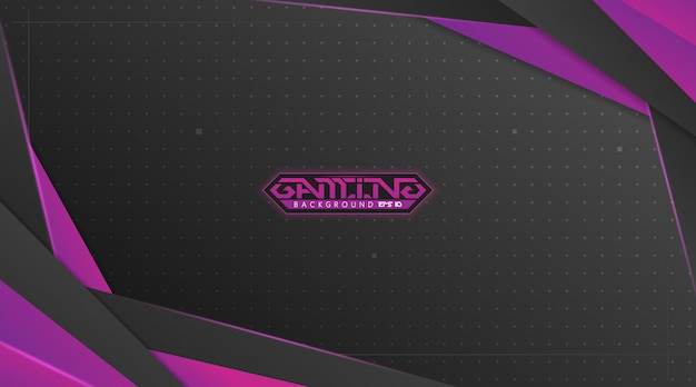black purple gaming abstract background 52659 187