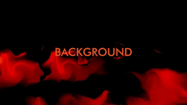 Black and red gradient full color background