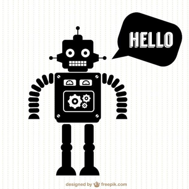 robot vectors photos and psd files free download rh freepik com robot factory robot factories in the world