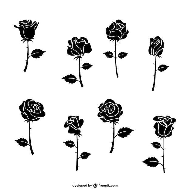 roses vectors photos and psd files free download rh freepik com rose vectorgraph rose vectorgraph