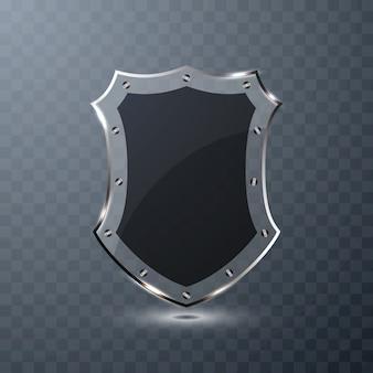 Черный щит