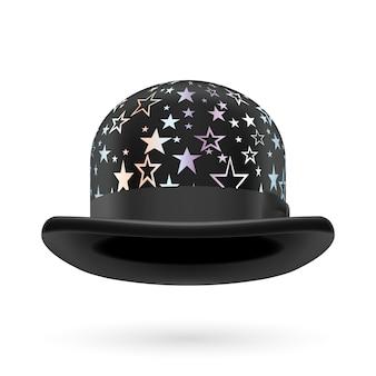 Котелок с черной звездой